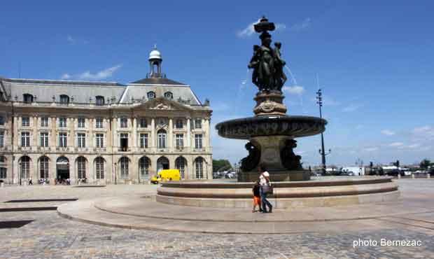 Bernezac Com Bordeaux Visite Decouverte De Bordeaux