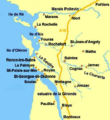 Plus Belles Villes De Charentes Maritimes