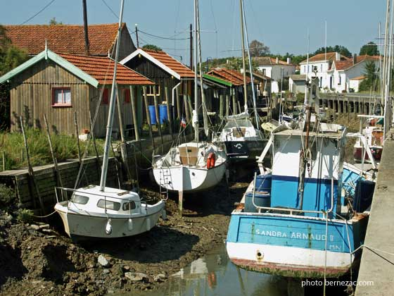 port de chatressac