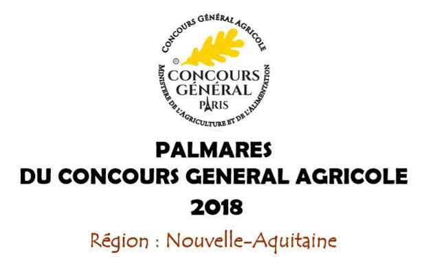 Salon de l 39 agriculture paris et concours for Palmares salon de l agriculture
