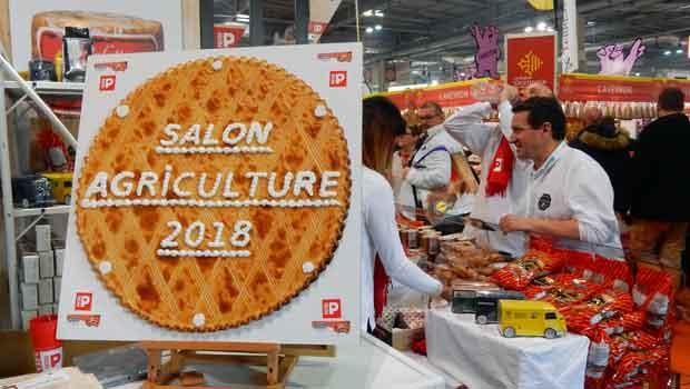 Salon de l 39 agriculture paris et concours - Salon de l agriculture resultat concours ...