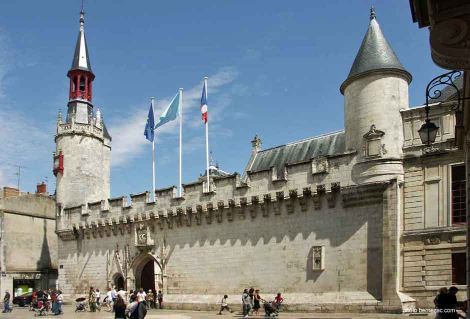 La rochelle ville voyages cartes for Piscine a la rochelle