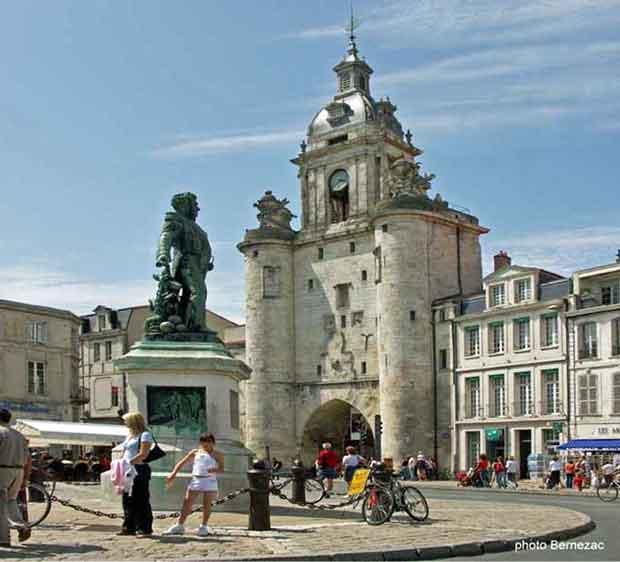 Bernezac Com La Rochelle Le Vieux Port De La Rochelle