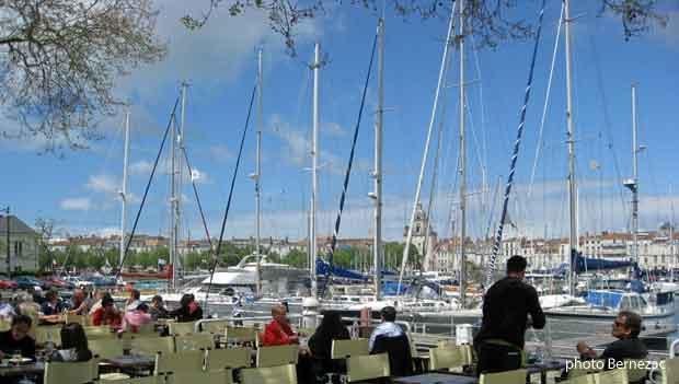 Week end la rochelle - Printemps les terrasses du port ...