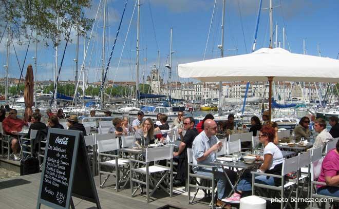 La rochelle tourisme et s jours - Restaurant la rochelle port ...