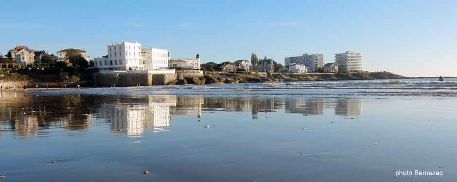 Royan Pontaillac, falaise sud