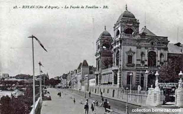 Royan, casino de Foncillon