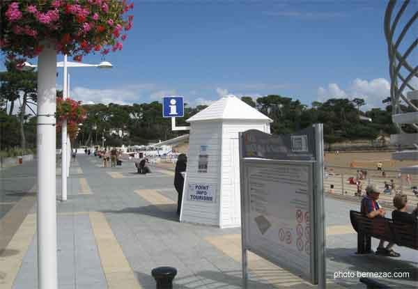 Saint palais sur mer la plage de nauzan saint palais sur mer et vaux sur mer - Saint palais sur mer office du tourisme ...