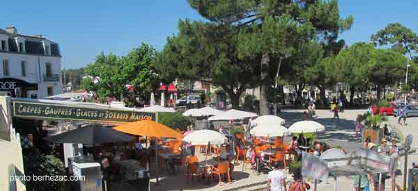 Restaurant La Place St Georges De Didonne