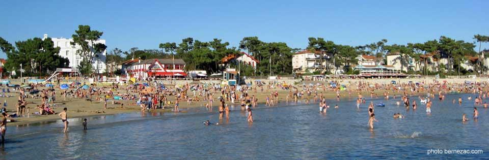 Saint palais sur mer la plage de sai nt palais - Office du tourisme de saint palais sur mer ...