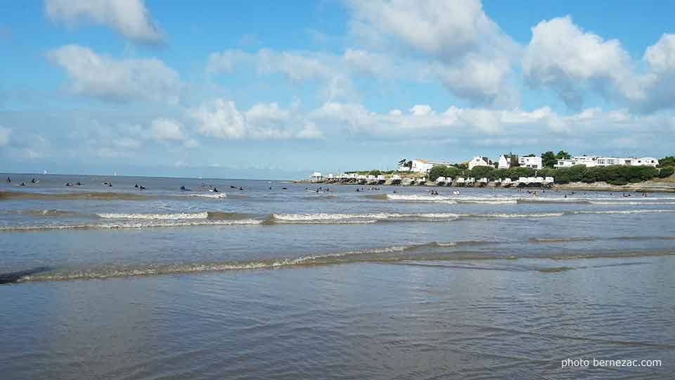 Royan Pontaillac, surf