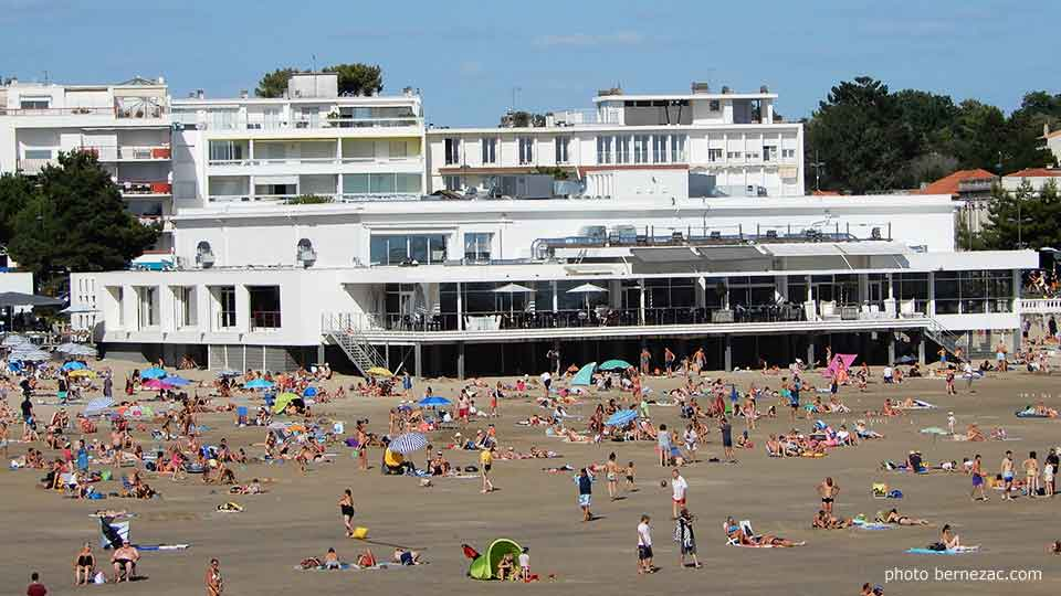 Royan, plage de Pontaillac