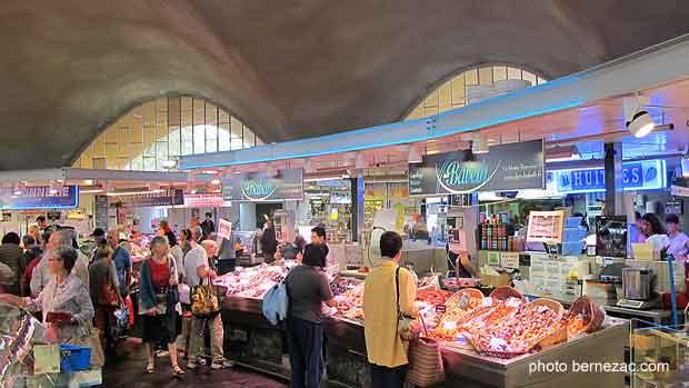marché central de la rochelle