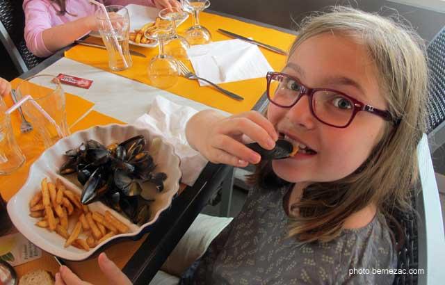 Restaurant St Palais Avec Moules